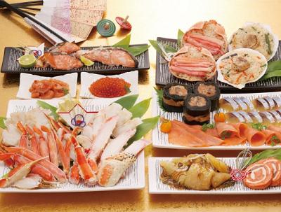海鮮おせち人気ランキング北海道佐藤水産海鮮オードブル大丸冷凍