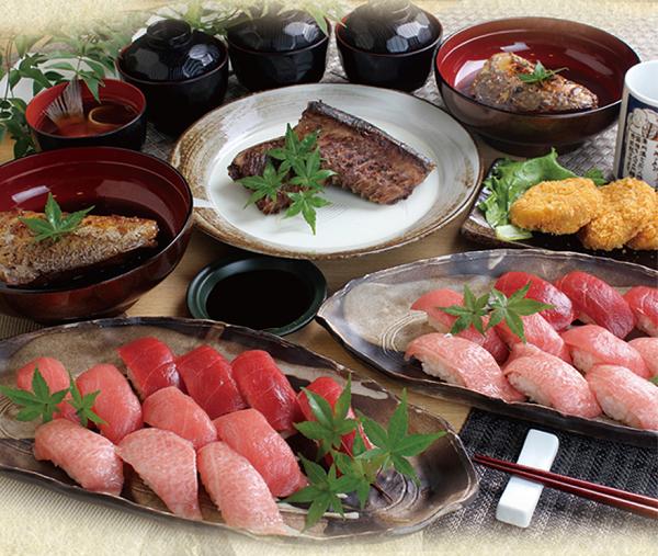 マグロの吉井バラエティセットマグロ通販人気ランキング,おすすめ,口コミ,まぐろ,海鮮丼,カタログギフト,パーティセット