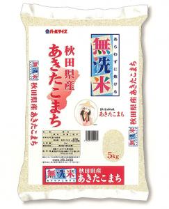 秋田県産無洗米あきたこまち5kg平成30年産400