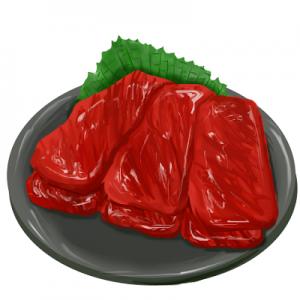 熊本馬刺し通販おすすめランキング1-400。馬肉馬刺しは牛肉の3倍以上のグリコーゲンを含んでいるため、肉に甘味があります。 また、豊富なビタミン(A、B12、E)に加え、 牛肉・豚肉の3倍量のカルシウム、ほうれん草やひじきより豊富な鉄分(生肉100g中4・3mg)を含んでいる事から「食肉のチャンピオン」とも言われています。肉通販、松坂牛、米沢牛、近江牛、神戸牛、熊本馬刺し通販、宮崎地鶏通販