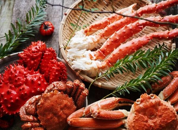 かにまみれ4大蟹食べ比べセット600-2。間違いない.失敗,カニ通販,かに通販,ズワイガニ,タラバガニ,むき身,毛ガニ,口コミ