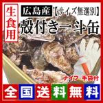 牡蠣一斗缶通販広島320