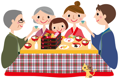 おせち通販予約イラスト26-400。買ってよかったおせち,おせち予約,おせち通販,料亭おせち通販,京都,冷蔵おせち,みんなのお祝いグルメ洋風オードブルおせち,匠本舗岩元の匠おせち